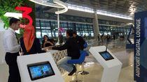 Ayo, Vote Terminal 3 Bandara Soetta sebagai Worlds Best Airport 2018
