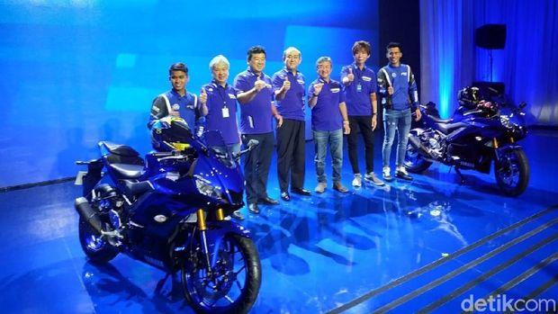 Yamaha meluncurkan R3 dan R25