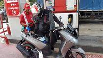 Pertamax Naik, Segini Pengeluaran BBM Lexi Palabuhanratu-Jakarta
