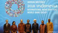 Pemerintah Klaim 189 Negara Puas RI Jadi Tuan Rumah IMF-WB Bali
