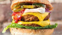 Kedai Ini Sajikan Burger Masa Depan yang Didukung Bill Gates