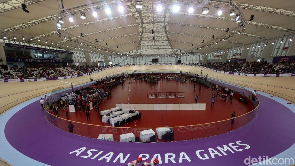 Kemenpora Sudah Terima Laporan Keuangan Asian Para Games 2018
