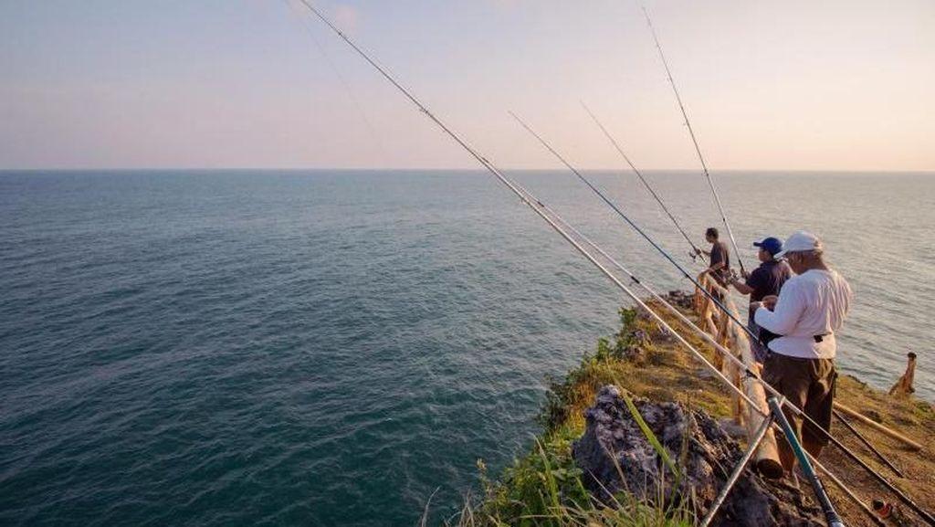 Mancing di Gunungkidul, Asyiknya ke Pantai Ngeden