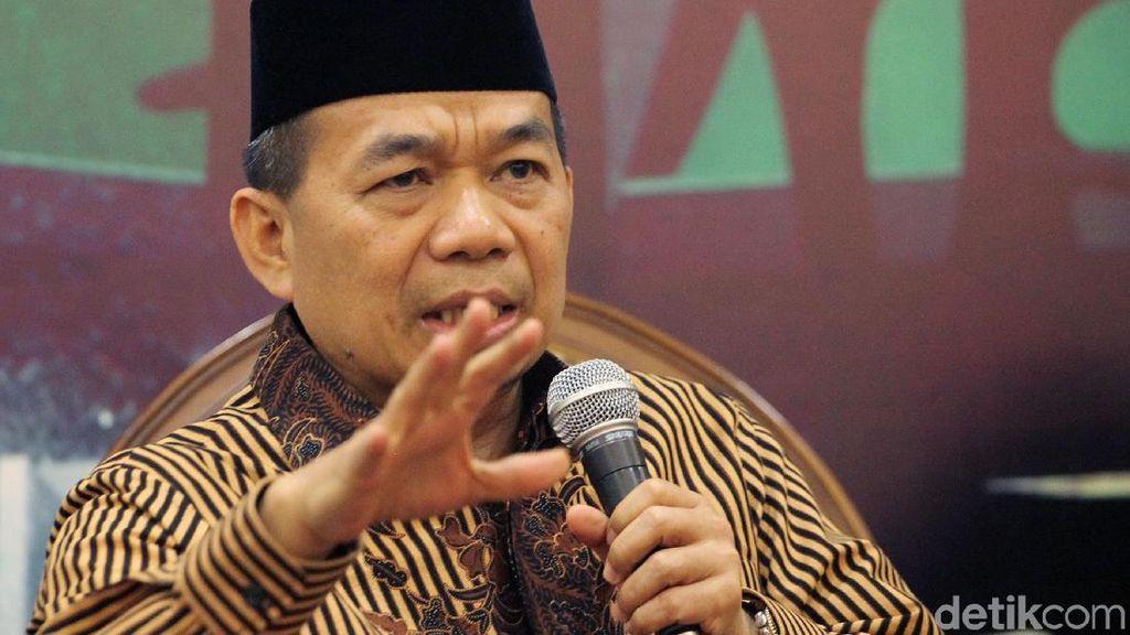 F-PKS DPR Ajukan Ahmad Syaikhu-Mardani Ali Jadi Pimpinan AKD