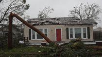 Dampak Kerusakan Akibat Topan Micahel yang Menerjang Florida