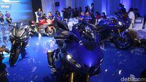 Yamaha R25 Terinspirasi dari Tunggangan Rossi dan Vinales