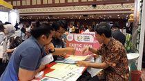 Lewat Travel Fair, Banyak Warga Brunai Tertarik Melancong ke Surabaya