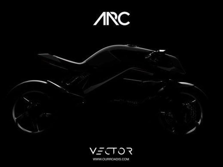 Motor listrik Arc Vector Foto: Pool (motorcycle)