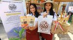 Produk Teh Nasional Mejeng di IMF-WB Bali