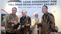 Bank Mandiri Kucurkan Rp 2 T untuk Proyek Tol Trans Sumatera