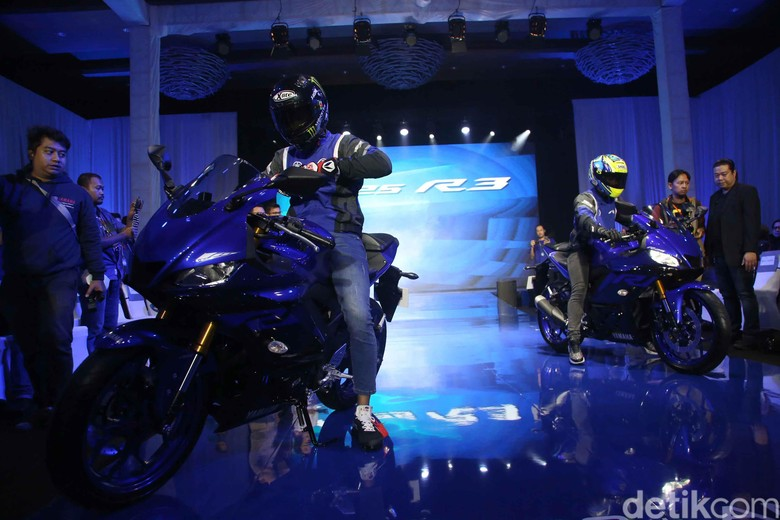 Yamaha R3. Foto: Pradita Utama
