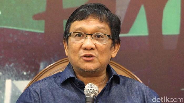 Inas Nasrullah Zubir (Lamhot Aritonang/detikcom)