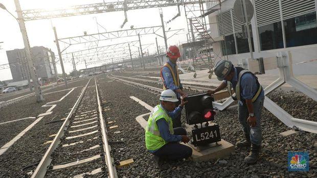 China Baru Setor Modal Rp 8 T di Proyek Kereta Cepat JKT-BDG