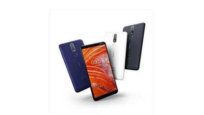 Nokia 3.1 dirilis, baterainya diklaim tahan sampai 2 hari (Foto: Android Central)