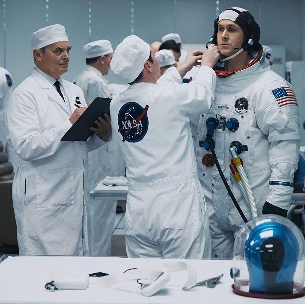 Beberapa Adegan First Man Berasal dari Kenangan 2 Anak Neil Armstrong