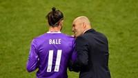 Panas Dingin Bale Vs Zidane: Batal Dijual, Cadangan, Cari Gara-gara