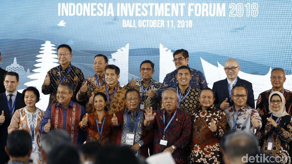 RI Jaring Investasi Infrastruktur Rp 202,5 T di IMF-WB