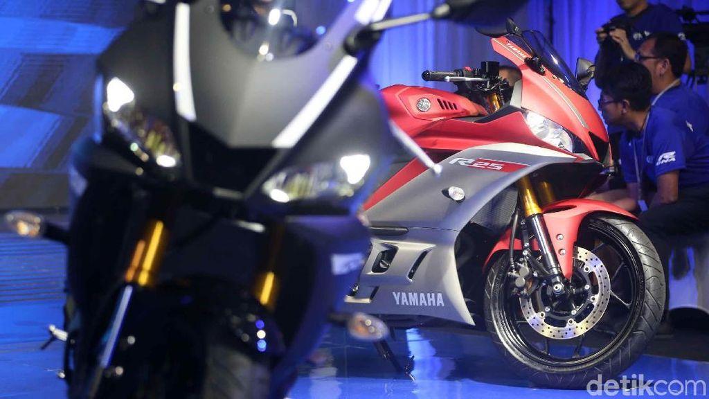 Komentar Honda saat Yamaha Luncurkan R25 Terbaru