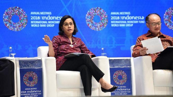 Menteri Keuangan Sri Mulyani Indrawati/Foto: Dok. Kementerian Keuangan