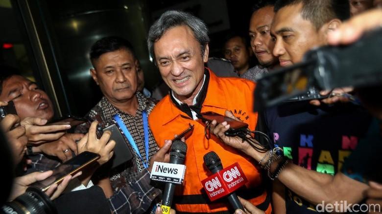 KPK Minta Imigrasi Periksa Internal soal Kasus Kaburnya Eddy Sindoro
