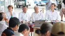 JK hingga Sekjen PBB Bahas Penanganan Pascagempa-Tsunami di Palu