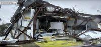 Mobil klasik korban badai Michael