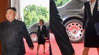 Misteri Kim Jong Un Dapatkan Mercedes-Benz Anti Peluru