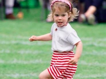 Aih, imut banget ya putri bernama lengkap Eugenie Victoria Helena ini. (Foto: Instagram/ @princesseugenie)