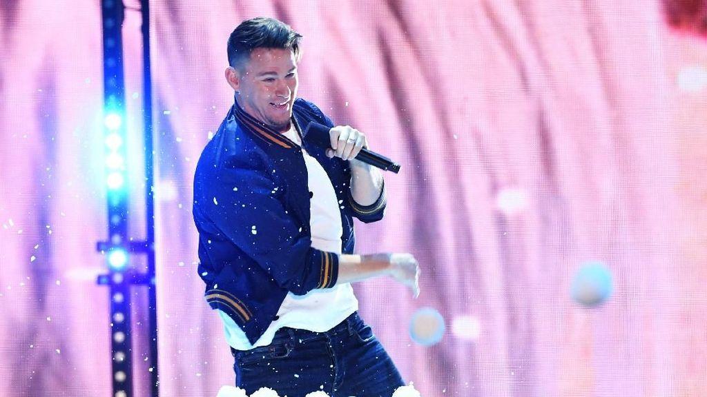 Go Publik, Channing Tatum Ungkap Kekagumannya Pada Jessie J di Instagram