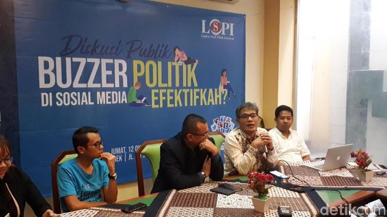 Timses Jokowi: Tensi Pilpres Makin Tinggi karena Banyak Medsos