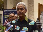 Ganjar Teken UMK 2019 se-Jateng, Kota Semarang Tertinggi