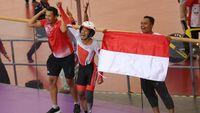 M Fadli Rebut Medali Emas, Pelatih: Saya Sudah Prediksi