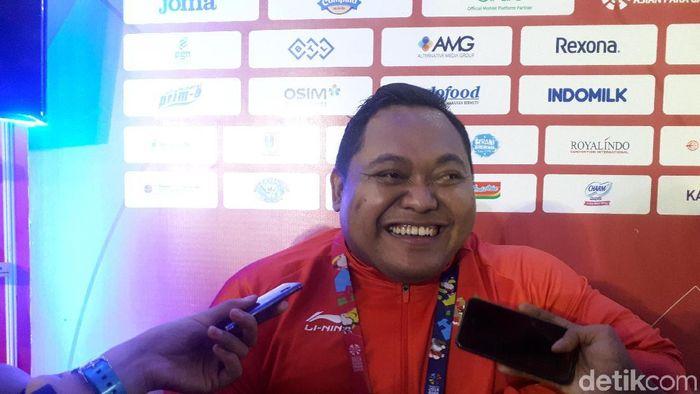 Atmaji Priambodo (Mercy Raya/detikSport)