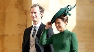 Selamat! Pippa Middleton Lahirkan Anak Pertamanya
