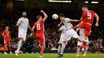 Video: Spanyol Gulung Wales 4-1 dalam Laga Persahabatan
