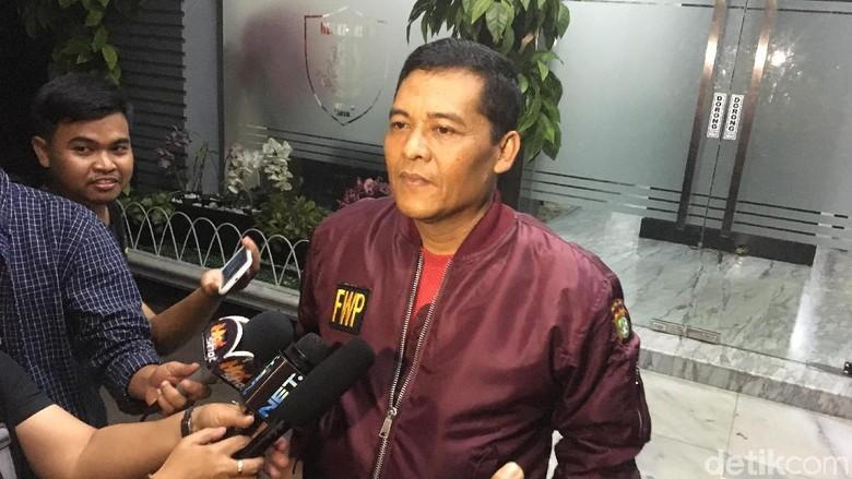 Augie Fantinus Resmi Ditahan karena Tuduh Polisi Jadi Calo