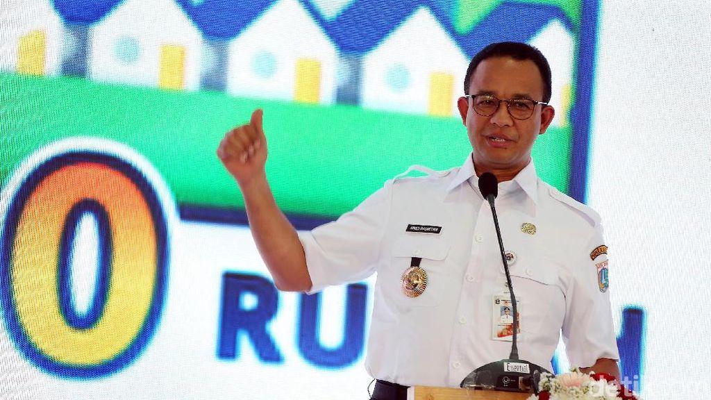Anies Luncurkan Samawa, Rumah DP Rp 0 DKI