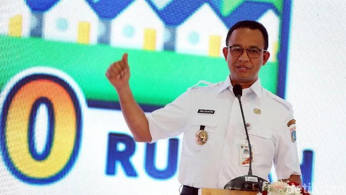 Foto: Gubernur DKI Jakarta Anies Baswedan. (Rengga Sancaya-detikcom)