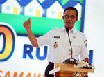 Setahun Pimpin Jakarta, Anies: Janji Kita Satu Persatu Ditunaikan
