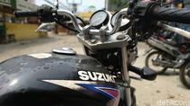 Kilas Balik si Motor Touring Suzuki Thunder 250
