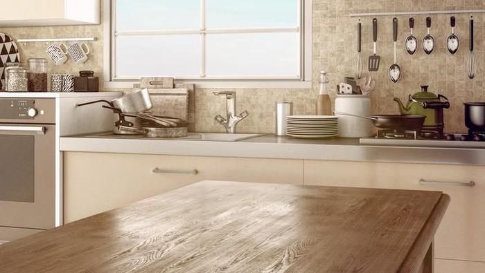 Dapur jadi lokasi yang rentan banyak kuman, lebih parah dari toilet. (Foto: iStock)