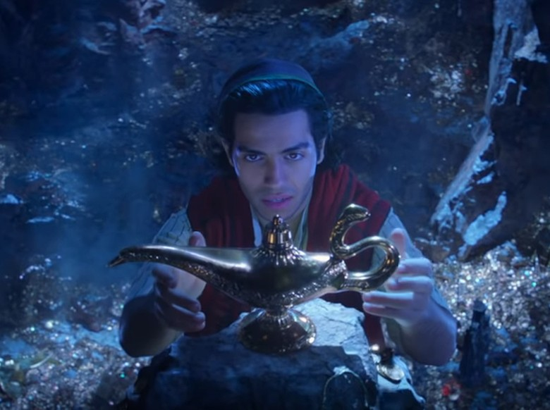 Mena Massoud as Aladdin. Foto: (official YouTube Walt Disney)