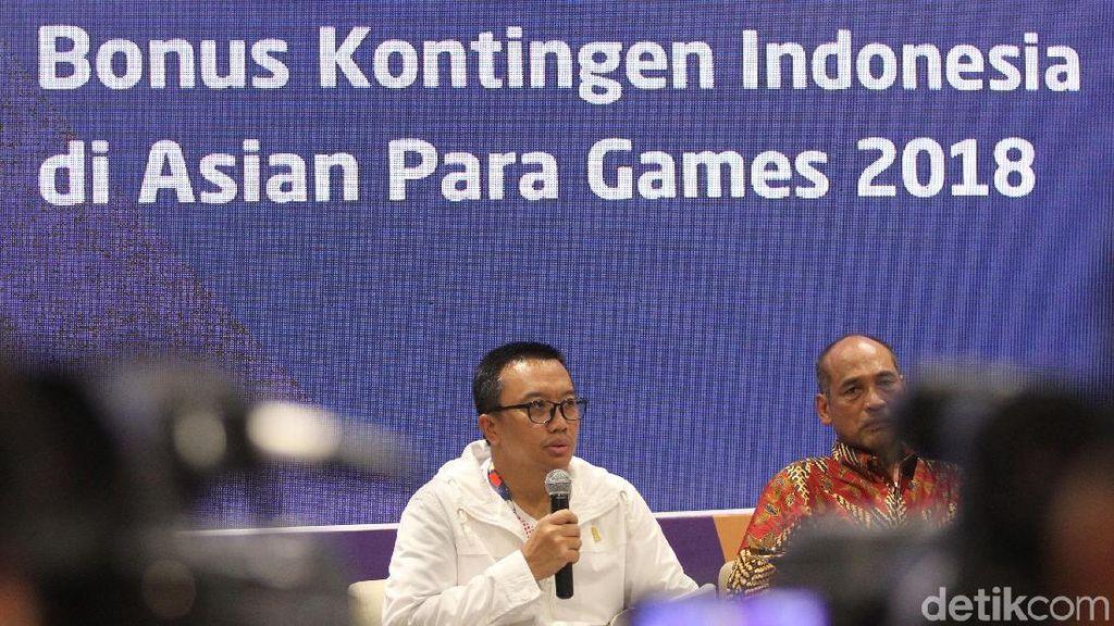 Rp 675 Juta Jadi Rp 137,5 Juta, Salah Ketik Kemenpora di Bonus Asian Para Games