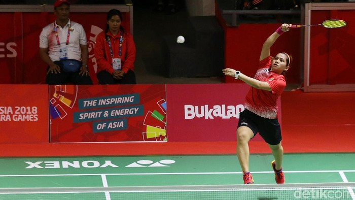 atlet para badminton