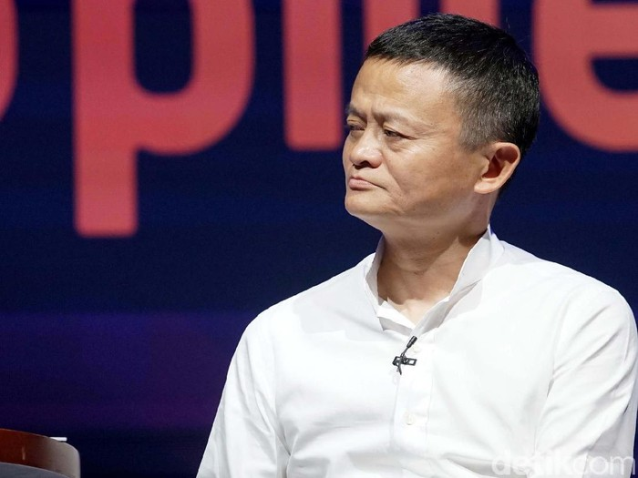 Pengusaha sekaligus pendiri Alibaba Group Jack Ma hadir dalam rangkaian pertemuan tahunan IMF-WB di Bali. Kehadirannya pun memukau para penonton yang hadir.
