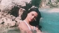 Foto: Kembaran Selena Gomez yang Suka Main ke Pantai