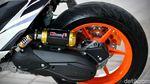Honda Vario 150 Dimodif Kekar Bak Moge