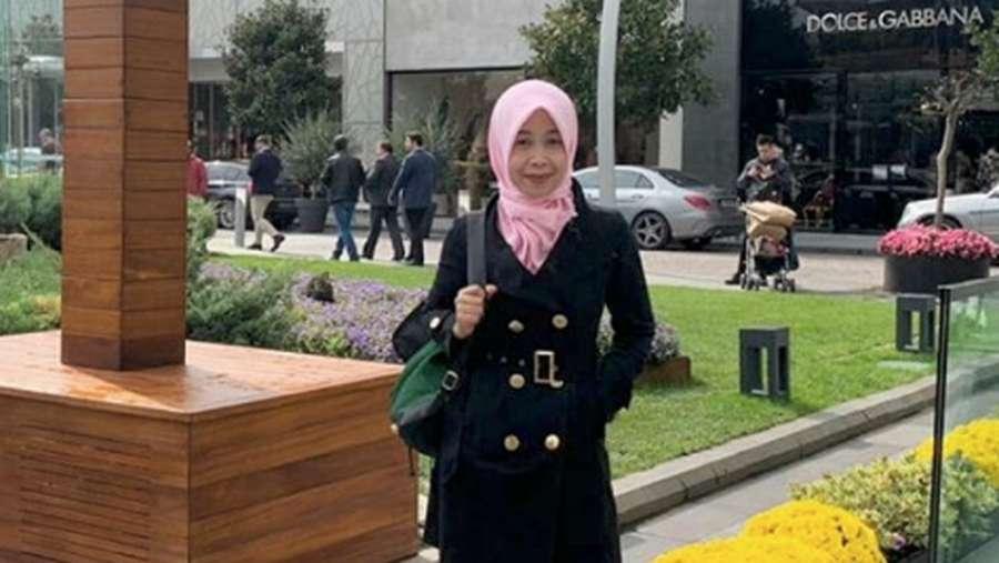 Aksi Pengasuh Anak Olla Ramlan saat Diajak Berlibur ke Turki