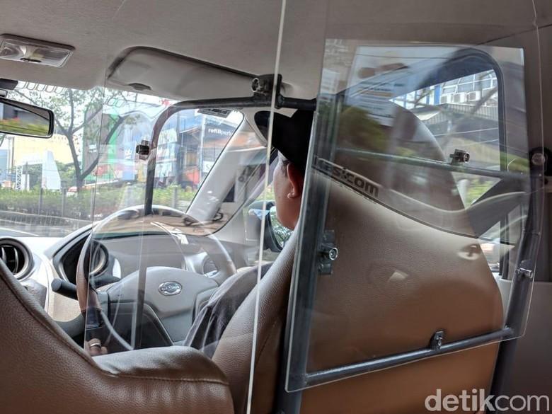 Inovasi Antibegal untuk Pengemudi Taksi Online. Foto: Sena Achari