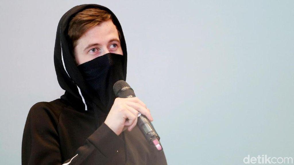 Wawancara Lengkap Alan Walker, Makna Masker hingga Rencana Album Baru